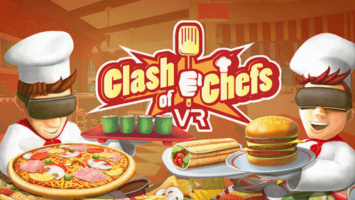 Clash of Chefs VR