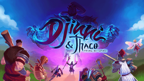 Djinni & Thaco: Trial By Spire Demo