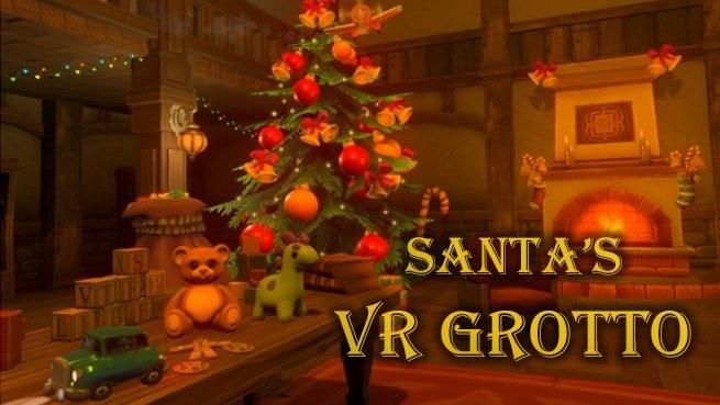 Christmas (VR) Workshop: The Elf Challenge