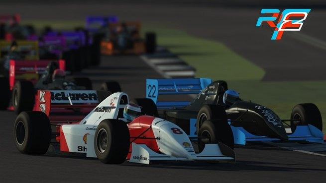 rFactor 2 McLaren Edition