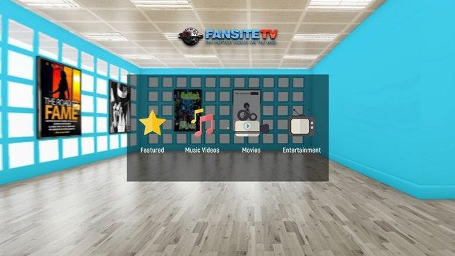 Fan Site VR