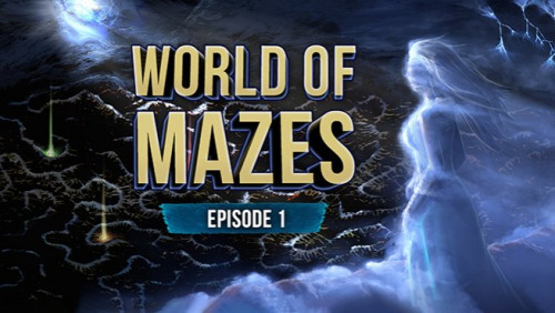 World of Mazes - Episode 1 (Chapters 1 & 2)