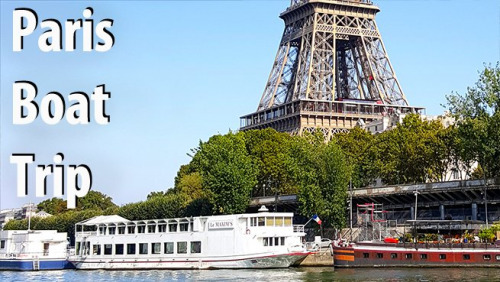 VR Paris Boat Trip - France