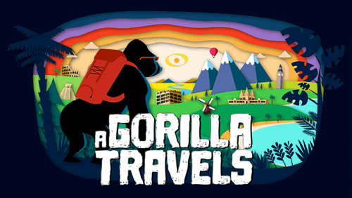 A Gorilla Travels