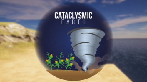 Cataclysmic Earth - Mandarin