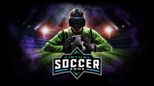 Virtual Soccer Zone