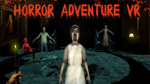 Horror Adventure VR (Demo)
