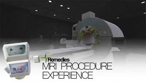 VRemedies - MRI Procedure Experience