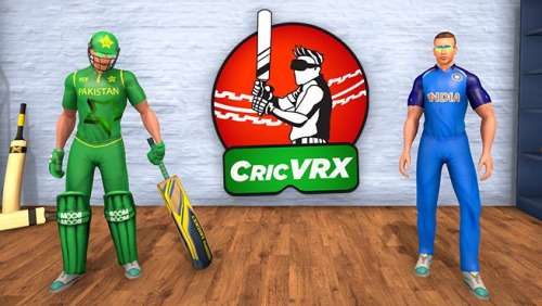 CricVRX - Virtual Cricket