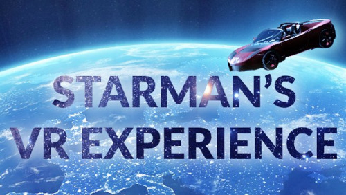 Starman's VR Experience