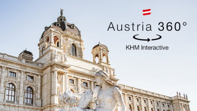 Austria 360° KHM interactive