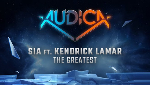 """The Greatest"" - Sia ft. Kendrick Lamar"