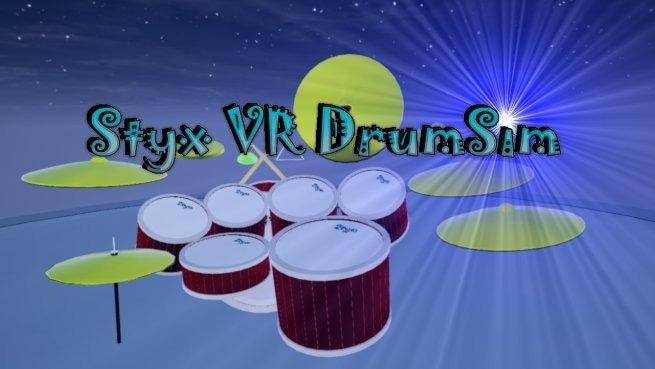 Styx VR DrumSim