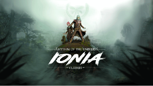 Rhythm of the Universe: Ionia