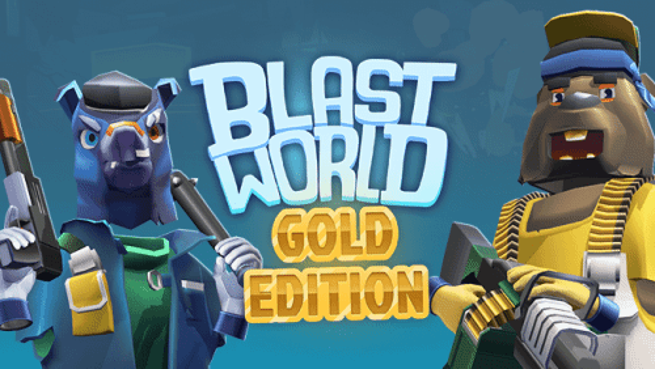 Blastworld Gold Edition