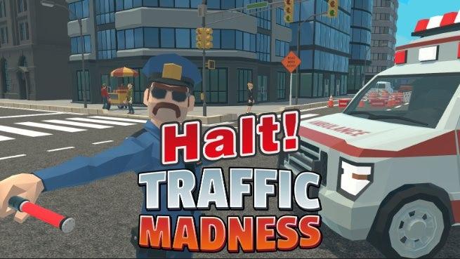 Halt!: VR Road Traffic Madness