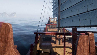 Rebuilding the Tongan Ships VR