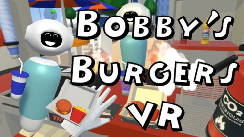 Bobby's Burgers VR