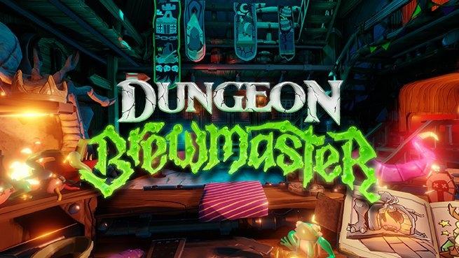 Dungeon Brewmaster