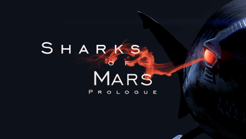 Sharks of Mars: Prologue