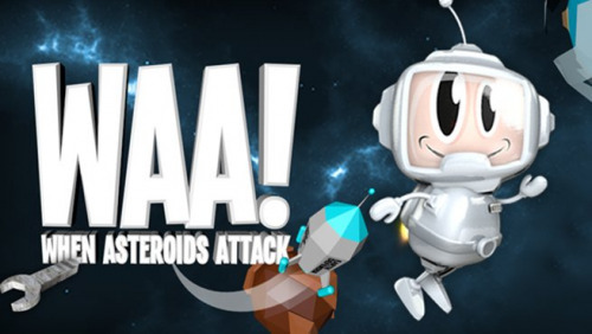 WAA! VR - When asteroids attack!