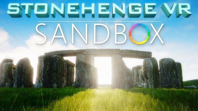 Stonehenge VR SANDBOX