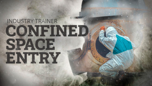 VR Trainer Confined space entry