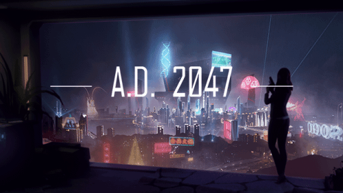 A.D. 2047 (Infinity Special Version)
