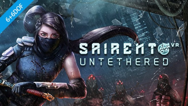Sairento VR : Untethered