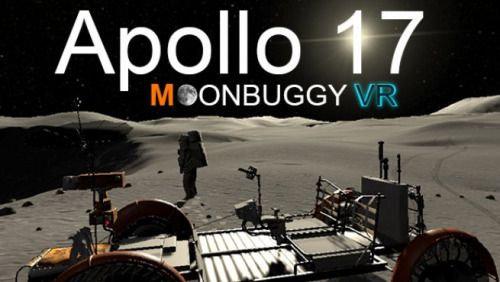 Apollo 17 - Moonbuggy VR