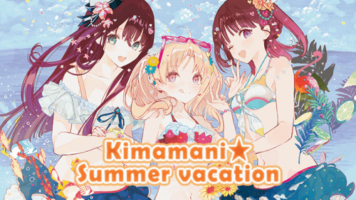Hop Step Sing! Kimamani☆Summer vacation (HQ Edition)