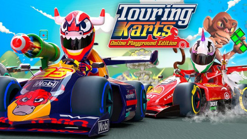 Touring Karts: Online Playground Edition
