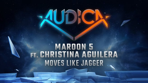 """Moves Like Jagger"" - Maroon 5 ft. Christina Aguilera"