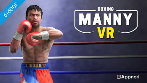 Boxing Legend Manny VR