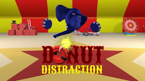 Donut Distraction