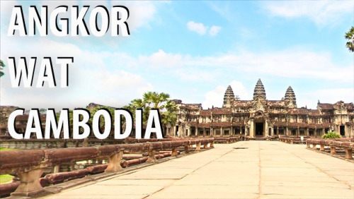 VR Angkor Wat Guided Tour - Cambodia
