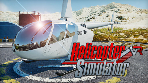 Helicopter Simulator VR 2021 - Rescue Missions