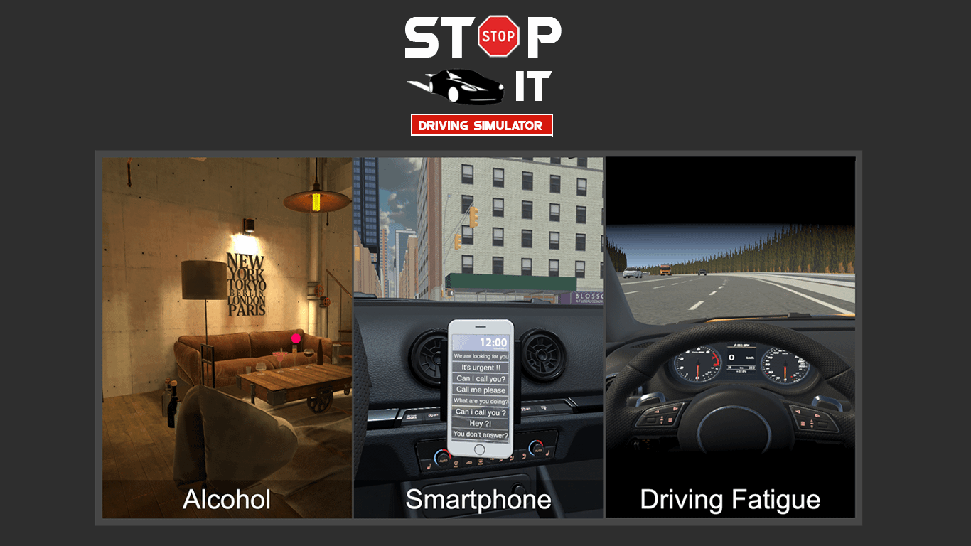 Stop it - Driving Simulator