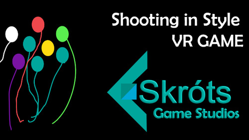 Shooting in Style VR Game