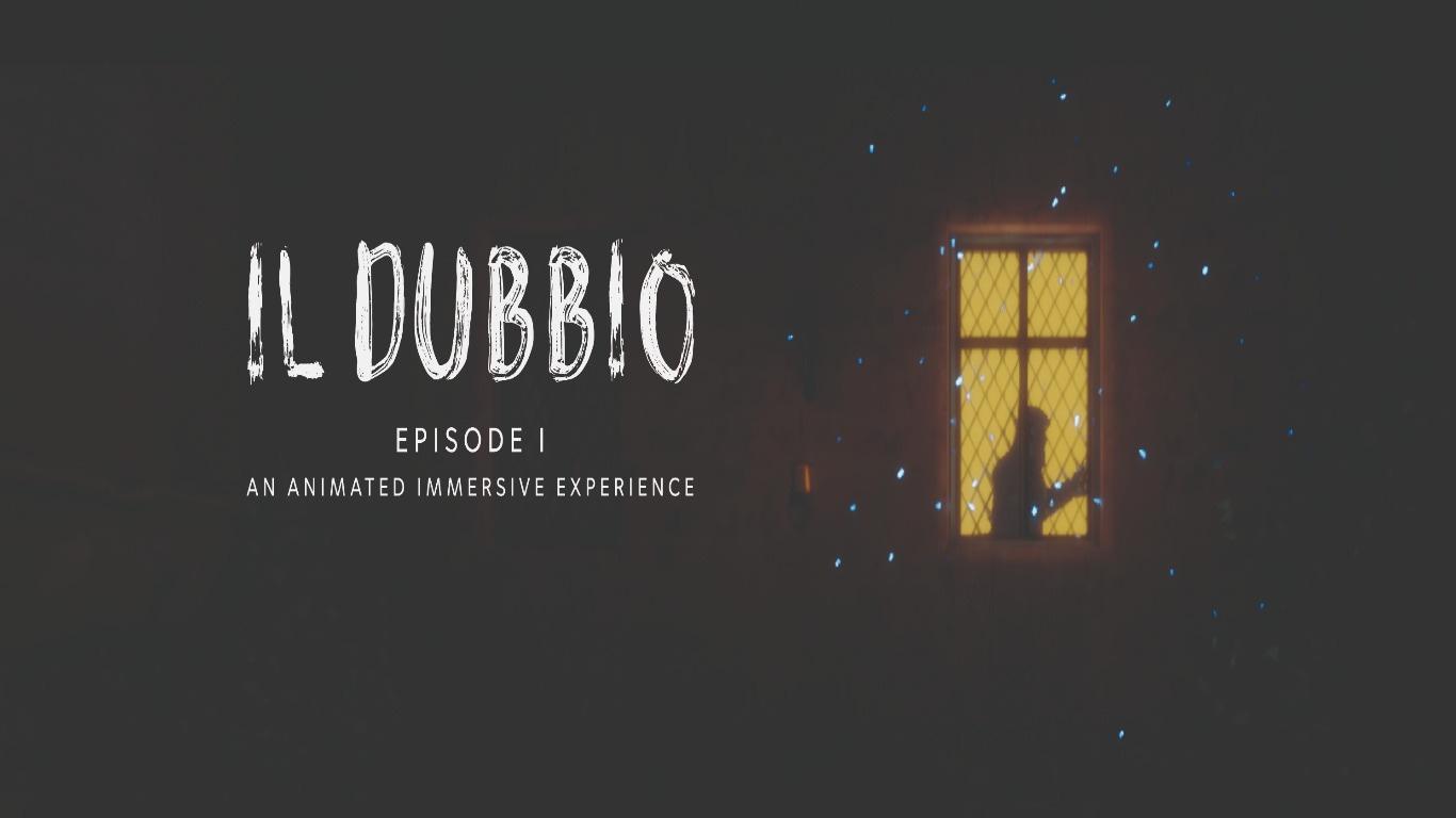 """""""IL DUBBIO – EPISODIO 1"""""""