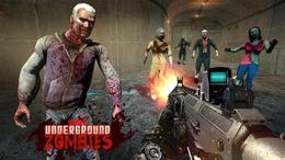 Hunt Underground Zombies
