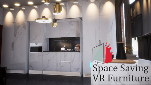 Space Saving VR Interior