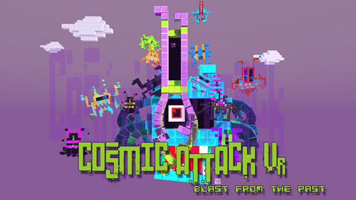 Cosmic-Attack VR. Blast from the past.