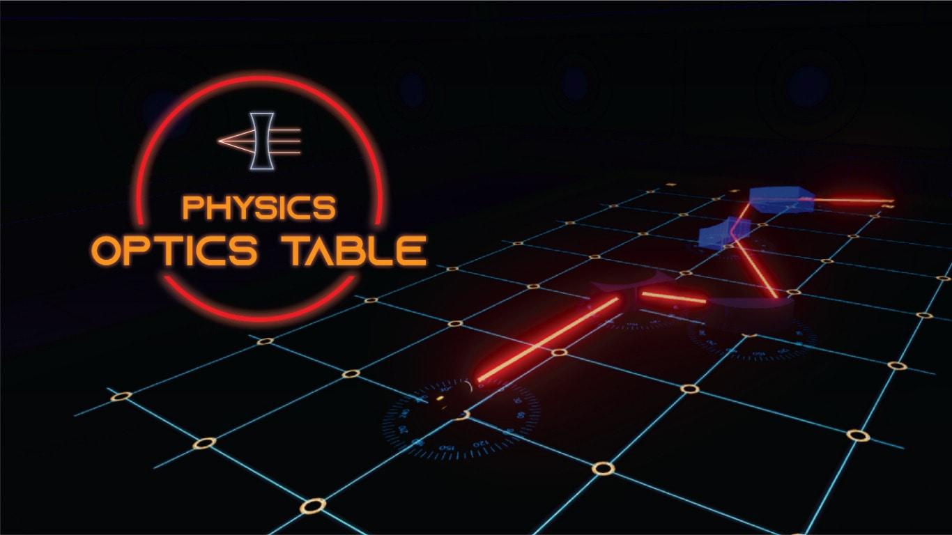 Physics: Optics Table