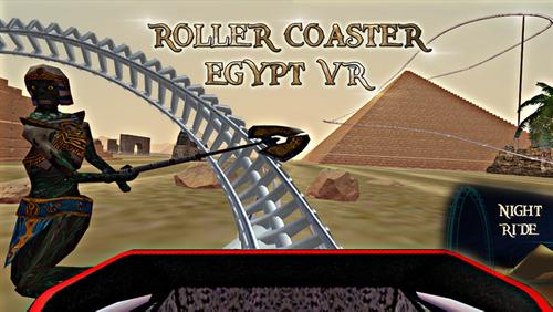 Roller Coaster Egypt VR