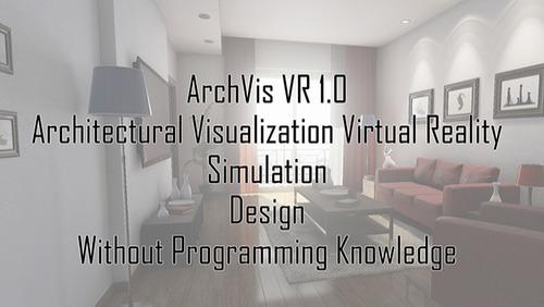 ArchVis VR Template