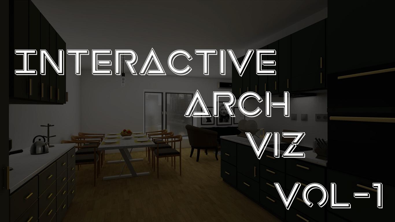 Interactive Arch Viz Vol-1