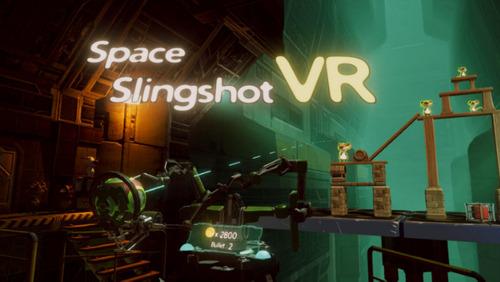 Space Slingshot VR
