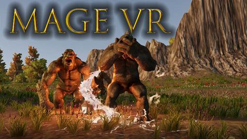 Mage VR -Mini version-