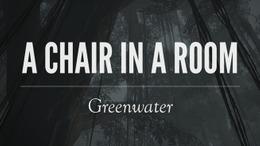 房中椅:Greenwater